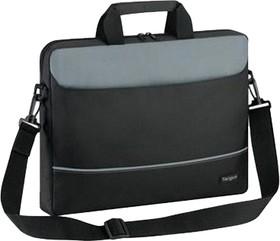 """Сумка для ноутбука TARGUS TBT238EU-50 15.6"""" нейлон черный"""