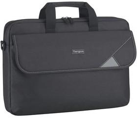 """Сумка для ноутбука TARGUS TBT239EU-50 15.6"""" полиэстер черный"""