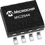 Фото 2/2 MIC2544-1YMM, Programmable Current Limit High-Side Switch Adjustable, 2.7V to 5.5V Input, 1.5A, 2ms, 120mR, SOIC-8
