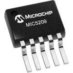 MIC5209-3.3YM, Фиксированный стабилизатор с малым падением напряжения ...