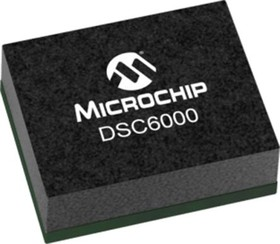 DSC6003JI2A-012.0000, Oscillator MEMS 12MHz ±25ppm (Stability) CMOS 55% 1.8V/2.5V/3.3V Automotive 4-Pin VLGA SMD Bulk