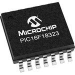 PIC16LF18323-I/ST, 8 Bit MCU, PIC16 Family PIC16LF183xx Series Microcontrollers ...