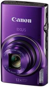 "Фото 1/6 Фотоаппарат Canon IXUS 285HS фиолетовый 20.2Mpix Zoom12x 3"" 1080 SD CMOS IS opt 1minF 2.5fr/s 30fr/s/WiFi/NB-11LH"