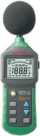 Фото 1/2 MS6701, Измеритель уровня шума (шумомер), 30-130дБ