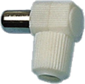 TV-419, TV штекер угловой на кабель под винт