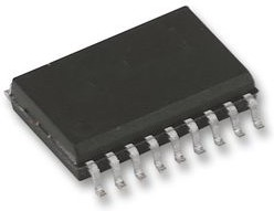 Фото 1/3 MCP23008-E/SO, 8-битный расширитель порта ввода/вывода с последовательным интерфейсом [SO-18]