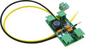 Фото 1/2 SCV0029-12V-1.5A, Импульсный стабилизатор напряжения 12 V, 1.5 А