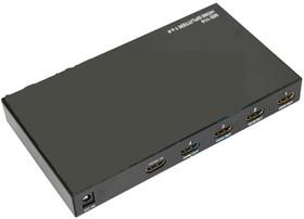 Фото 1/3 17-6902, Делитель HDMI 1 на 4