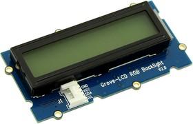 Фото 1/3 Grove - LCD RGB Backlight, ЖК дисплей