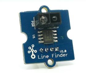 Фото 1/3 Grove - Line Finder, Модуль трекера ч/б строки для робота