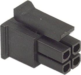 43025-0400, Розетка кабельная 4pin