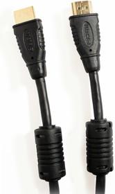 BW3306, Кабель HDMI вилка - HDMI вилка с ф/фильтрами, High Speed W/E, 2м