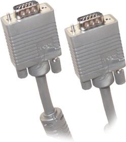 BW1477, Шнур VGA/SVGA вилка - VGA/SVGA вилка, 15 м