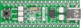 Фото 1/4 MIKROE-1518, MINI-M0 for STM32, Миниатюрная отладочная плата ARM Cortex-M0 на базе STM32F051R8