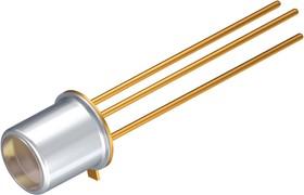 BPX 38, Фототранзистор, 880 нм, 80 °, 220 мВт, 3 вывод(-ов), TO-18
