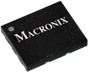 MX25R3235FZNIL0, Флеш память, Последовательная NOR, 32 Мбит, 4М x 8бит, SPI, WSON, 8 вывод(-ов)