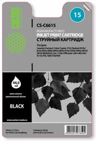 Картридж CACTUS CS-C6615 №15, черный