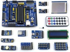Фото 1/9 Open16F877A Package B, Отладочный набор на базе МК PIC16F877A