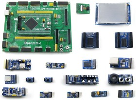 Фото 1/9 Open407I-C Package B, Отладочный набор на базе МК STM32F407IGT6