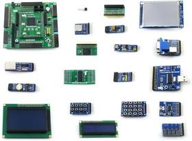 Фото 1/7 OpenEP4CE10-C Package B, Отладочный набор на базе FPGA EP4CE10 (Cyclone IV)