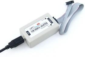 USB C8051F Debugger, USB программатор/отладчик JTAG/C2 для МК C8051Fxxx