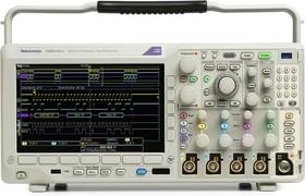 Фото 1/2 MDO3024, Осциллограф комбинированный цифровой с анализатором спектра, 4 канала x 200МГц (Госреестр)