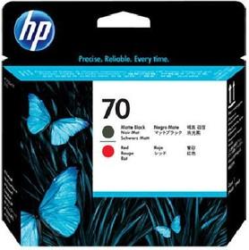 Печатающая головка HP HP C9409A черный матовый / красный