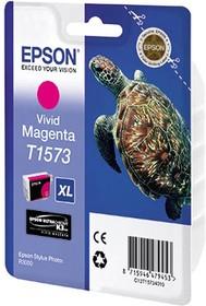 Картридж EPSON C13T15734010 пурпурный