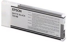 Картридж EPSON C13T614800 черный матовый
