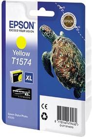 Картридж EPSON C13T15744010 желтый