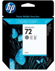Картридж HP 72 C9401A, серый