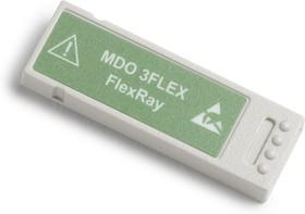 MDO3FLEX, Модуль анализа и запуска по сигналам последовательных шин FlexRay