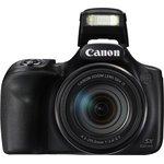 "Фото 3/4 Фотоаппарат Canon PowerShot SX540 HS черный 20.3Mpix Zoom50x 3"" 1080p SDXC/SD/SDHC CMOS 1x2.3 IS opt 5.9fr/s 30fr/s HDMI/WiFi/NB-6LH"