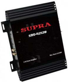 Усилитель автомобильный SUPRA SBD-A2120