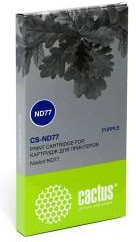 Картридж CACTUS CS-ND77 пурпурный