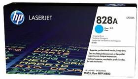 Фотобарабан(Imaging Drum) HP 828A (CF359A) голубой для Color LaserJet Enterprise M855/M880