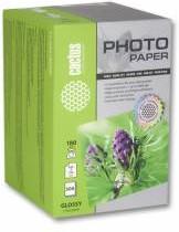 Фотобумага Cactus CS-GA6180500 10x15/180г/м2/500л./белый глянцевое для струйной печати