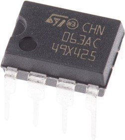 MC34063ACN, Conv DC-DC 3V to 40V Inv/Step Up/Step Down Single-Out 1.5A 8-Pin PDIP Tube