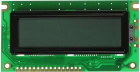 DV-16244S2FBLY-H/R, ЖКИ 16х2 англ./рус.
