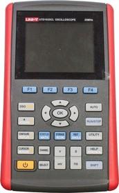 UTD1025CL, осциллограф цифровой 1 канал 25МГц 250Мв/с