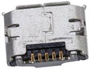Фото 1/3 1050170001, Разъем USB Micro USB тип B, USB2.0 гнездо 5 конт. SMD