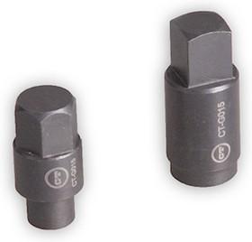 Фото 1/2 Набор головок для ТНВД Bosch Car-Tool CT-G015
