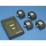 256003PRO, Тестер сетевого кабеля с разъемами RJ-11,12,45 ...