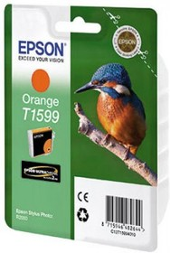Картридж EPSON C13T15994010 оранжевый