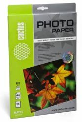 Фотобумага Cactus CS-MA417020 A4/170г/м2/20л./белый матовое для струйной печати