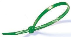 116-08015, CABLE TIE KIT VB50 GREEN