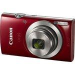 """Фотоаппарат Canon IXUS 185 красный 20Mpix Zoom8x 2.7"""" 720p ..."""