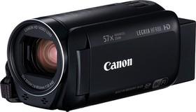 "Фото 1/7 Видеокамера Canon Legria HF R88 черный 32x IS opt 3"" Touch LCD 1080p 16Gb XQD Flash/WiFi"