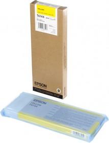 Картридж EPSON C13T614400 желтый