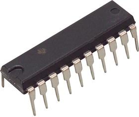Фото 1/3 TPIC6B595N, Высоковольтный 8 бит регистр 50В/150мА, [DIP-20]
